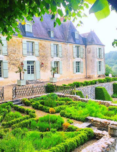 Château Hodebert extérieurs