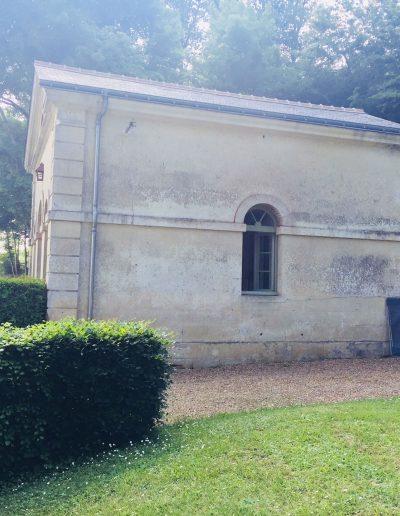 Maison de la grille