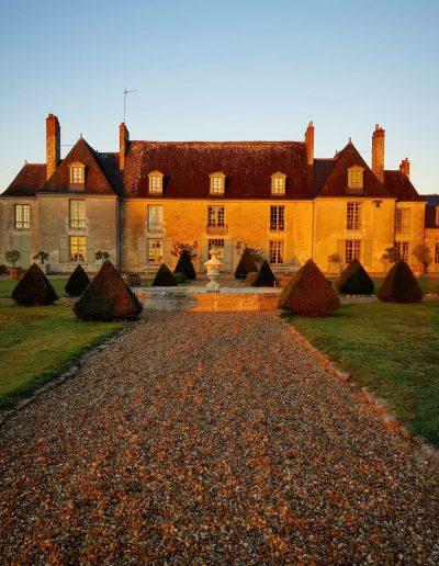 Château Hodebert Extérieur