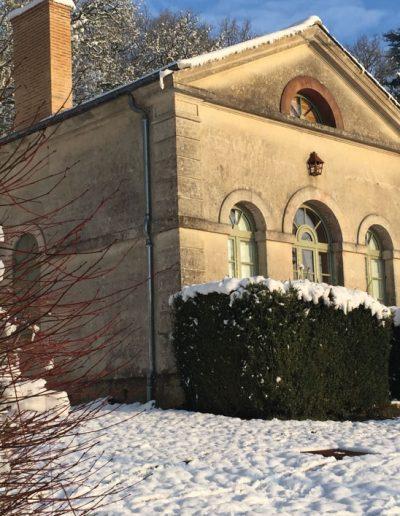 Maison de la grille - Château Hodebert