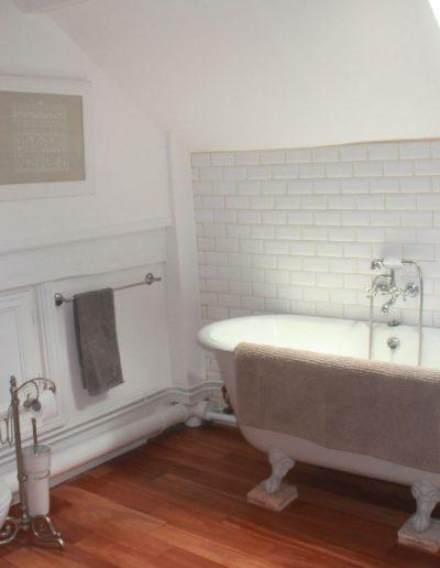 Maison des écuries - Salle de bain