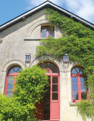 Maison des écuries - Château Hodebert