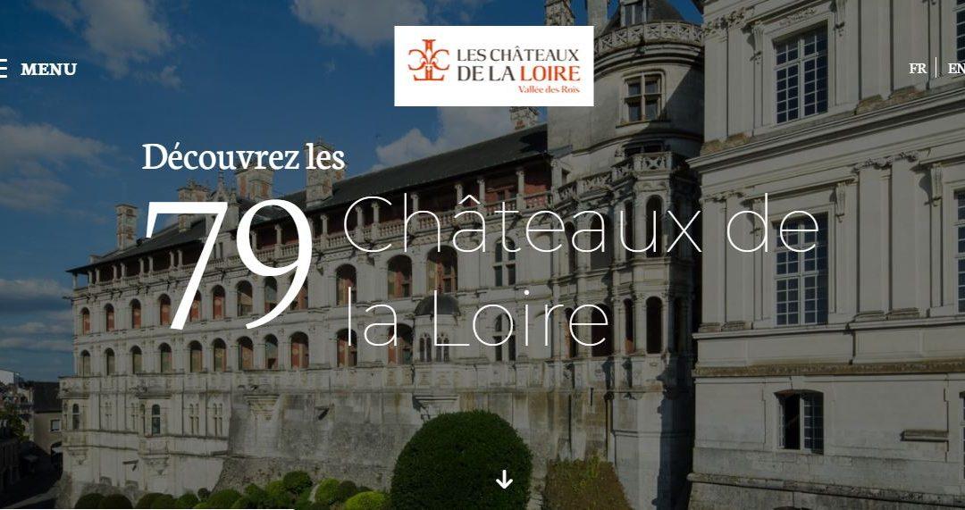 Les châteaux de la Loire s'unissent