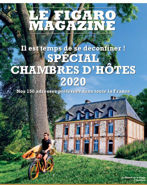 Hodebert sélectionné par Le Figaro